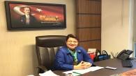 CHP Hatay Milletvekili Suzan Şahin, yaşam alanları daraltılan ve nesli tükenmekte  olan Hatay'ın dağ ceylanları konusunu Meclise taşıdı!