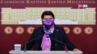 CHP Milletvekili Suzan Şahin: Kadınlar Kendilerini Güvende hissedene  kadar mücadelemiz sürecek!
