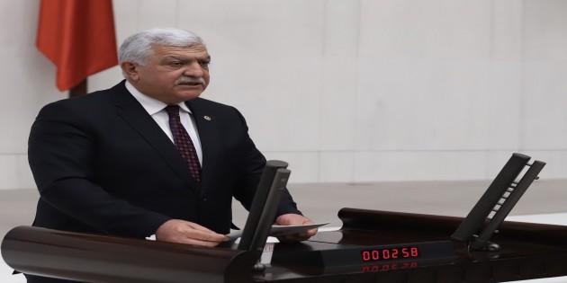 CHP Milletvekili İsmet Tokdemir, Nakliye firmalarının sorunlarını TBMM gündemine taşıdı