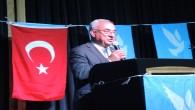 DSP Genel Başkanı Önder Aksakal: Ecevit gibi Amerika'ya karşı başımızı dik tutalım!