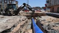 HAT SU: Ekinci'nin de içme suyu şebekesi yenileniyor!