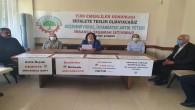 Tüm Emekliler Sendikası Hatay Şube Başkanı Meryem Kılıç: Emeklilerin Temmuz ayında maaşlarına  yapılacak zam yine iktidarın enflasyon oyunu ile gündeme girdi!