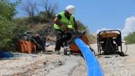 HAT SU: Güneysöğut'ün içme suyu şebekesi iyileştiriliyor