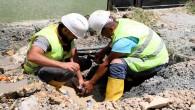 HAT SU: Antakya'da Hat ve Abone bağlantı çalışmaları sürüyor