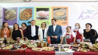 Hatay Gastronomisi İstanbul'da görücüye çıktı!