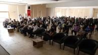 Hatay Büyükşehir Belediyesinden Sınava girecek öğrenciler için seminer!