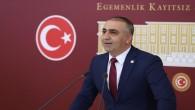 MHP Hatay Milletvekili Dr. Lütfi Kaşıkçı, TBMM'de Hatay'ın sorunlarını gündeme getirdi: Çiftçilerimizin Borçları yapılandırılsın!
