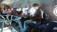 Hatay'da  Orman yangınlarına karşı alınacak tedbirler Helikopter'den anlatıldı