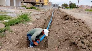 HAT SU: Karaağaç Konarlı Mahallesine yeni içme suyu şebekesi