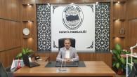Memur Sen Hatay İl Temsilcisi Ve Eğitim Bir Sen Hatay 1 Nolu Şube Başkanı İsmail Bayrakdar'dan üyelere ve teşkilatına teşekkür: