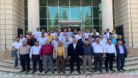 MHP Hatay Mİlletvekili Lütfi Kaşıkçı Lojistik ve Salça  Sektörlerinin temsilcileriyle bir araya geldi