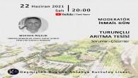 Mimarlar Odası Hatay Şube Başkanı Mustafa Özçelik, Turunçlu  Arıtma tesisi konusunu bu akşam saat 20'de  işleyecek!