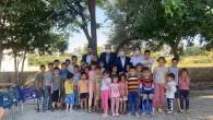 Başkan İzzetin Yılmaz'ın mahalle gezileri devam ediyor