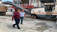 Samandağ'da Asfaltlama çalışmaları başladı