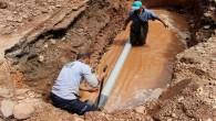 HAT SU: Su kaybına sebep olan arızalar onarılıyor!