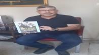 Serdar Yılmaz Saraç,  Hatay Mücahidi İzzet Güçlü'nün yaşam öyküsünü kitaplaştırdı
