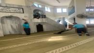 Antakya Belediyesi'nden Temiz Cami, huzurlu ibadet  seferberliği