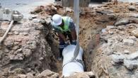 HAT SU'dan Defne Toygarlı'ya Yağmur Suyu Deşarj hattı