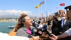 Kültür ve Turizm Bakan Yardımcısı Özgül Özkan Yavuz:  HADO Hatay'a Büyük bir değer katacak!