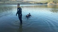 Yayladağı ilçesinde sulama baraj göletine giren Suriyeli kız boğuldu