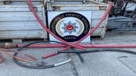 İskenderun'da Hırsızlık şüphelilerine operasyon: 12 Gözaltı