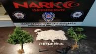 İskenderun'da 3 kişide 3070 adet captagon habı ile bir tabanca yakalandı