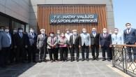 Arsuz Madenli Yat Limanı ve Su Sporları Merkezinin tanıtımı yapıldı