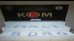 Antakya Ekinci'de 4800 Lira sahte Türk Parası yakalandı