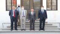 Avrupa Birliği Heyetinden Hatay Büyükşehir Belediyesine ziyaret