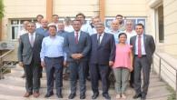 CHP Parti Meclis Üyesi Mersin Milletvekili Ali Mahir Başarır'dan Başkan Refik Eryılmaz'a Ziyaret
