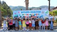 Antakya Belediyesi Bilim Merkezi Yaz şenlikleri başladı