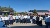 CHP İl Başkanı Hasan Ramiz Parlar, Kırıkhan'da Muhtarlarla buluştu