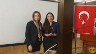 Antakya Defne Rotary Kulübü'nde Yeni Başkan Dr. Selda Bağdadioğlu Yumuşak