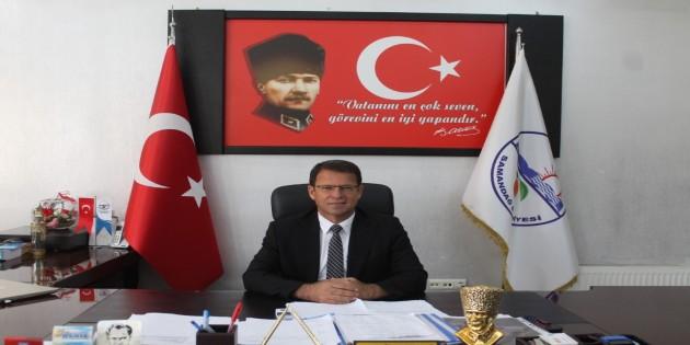 Samandağ Belediye Başkanı Av. Refik Eryılmaz Ğadir Hum Bayramını yayınladığı mesajla kutladı