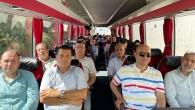 HAS firmasının daveti üzerine Türkiye'nin 7 bölgesinde faaliyet gösteren Otobüs firmaları temsilcileri Hatay'da toplandı!
