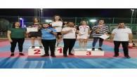 Hatay Büyükşehir Belediyespor İskenderun'daki  turnuvaya damga vurdu