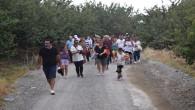 Hatay Büyükşehir Belediyesi'nin Yanar Kaya gezisi yoğun ilgi gördü