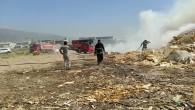 Hatay Büyükşehir belediyesi İtfaiyesinden Kereste fabrikasındaki yangına anında müdahale