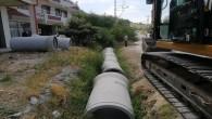 Hatay Büyükşehir Belediyesi alt ve üst yapı çalışmalarına devam ediyor