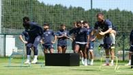 Atakaş Hatayspor  Yeni sezon hazırlıklarını sürdürüyor