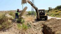 HAT SU'dan Koçören Mahallesine yeni atık su hattı