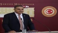 CHP Hatay Milletvekili Mehmet Güzelmansur: Samandağ DSİ yüzünden susuzluk yaşıyor!