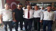 CHP İlçe Başkanı Tellioğlu'ndan Başkan Oğuz'a Başarı Dileği