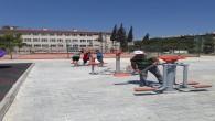 Antakya Belediyesi, Park ve yeşil alanlarda bakım ve onarım çalışmalarına devam ediyor
