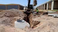 HAT SU: Reyhanlı Küçük Sanayi Sitesinde çalışmalar sürüyor