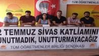 TÖB-SEN: Sivas katliamının acısı 28 yıldır yüreğimizi yakıyor!
