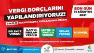 Hatay Büyükşehir Belediyesinden hatırlatma: Vergi borçlandırılmasında son gün 31 Ağustos