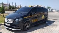 Hatay Büyükşehir Belediyesi'nin VİP Taksileri hizmete girdi