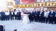 AK Parti Hatay İl Başkanı Adem Yeşildal: Önlem alınmazsa, Samandağ'dan sonra İskenderun'da da büyük bir içmesuyu sıkıntısı yaşanacak!
