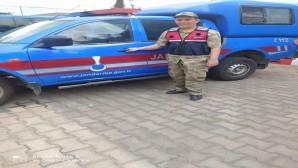 Jandarma Engelli Çocuğu misafir etti